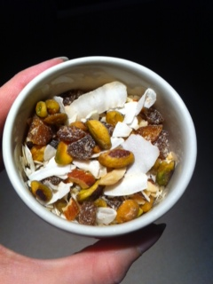 Trail Mix Snack - Whole Living Detox Cleanse