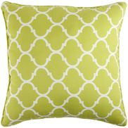 Add a dash of color to your patio with some vibrant outdoor pillows from Pier 1 Imports ($16)